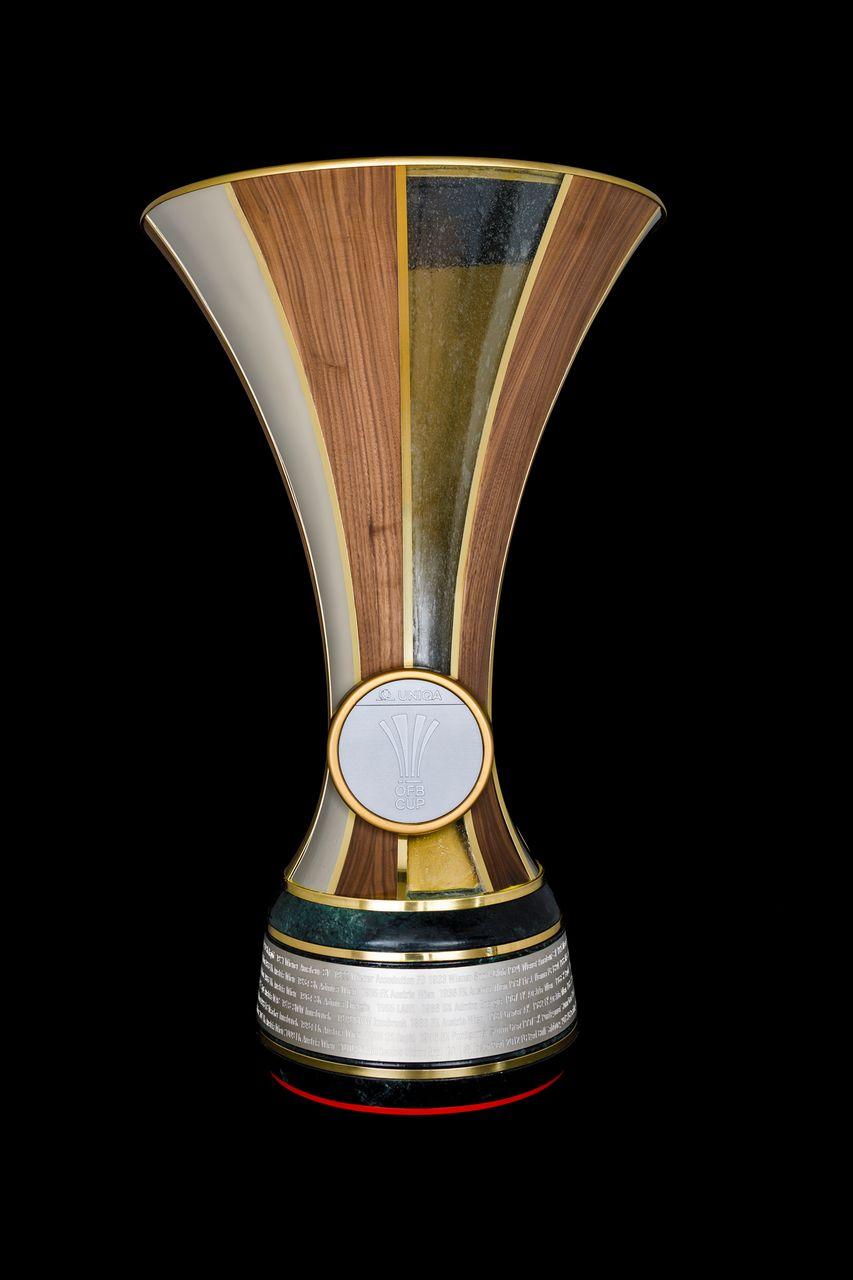 Die Cup-Trophäe | oefb.at