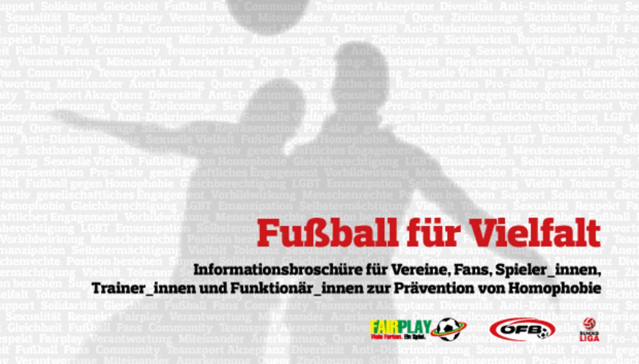 Fussball Fur Vielfalt Oefb At