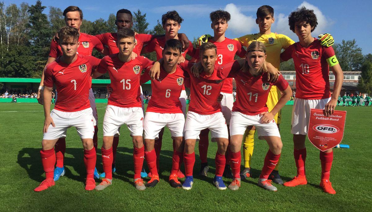U16 Nationalteam Oefb At