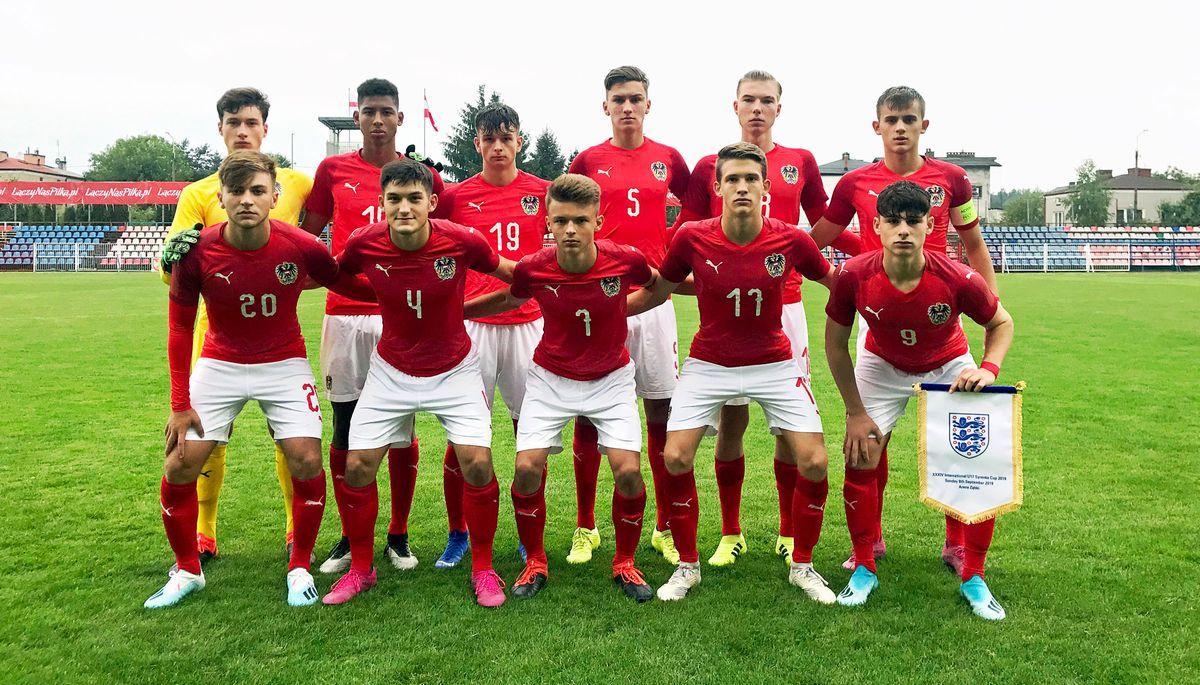 U17 Nationalteam Oefb At