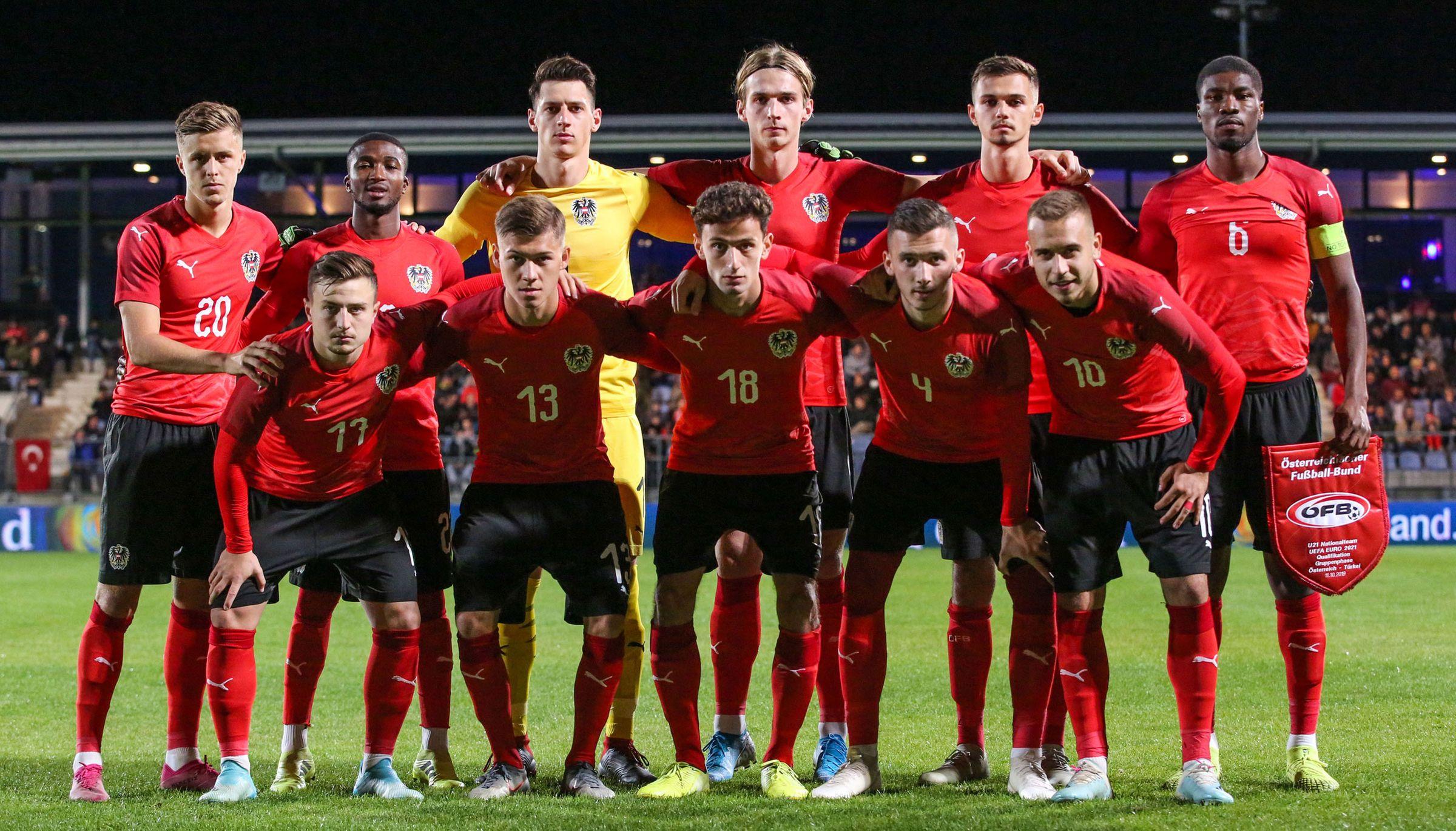 U21 Nationalteam Oefb At